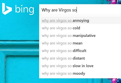 Why are virgos so difficult
